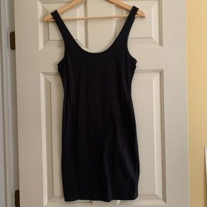 Black Victoria secret stretchy mini dress